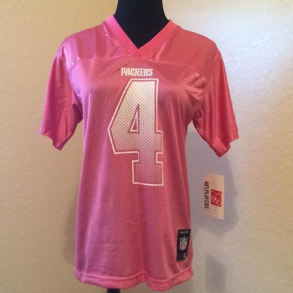 110cba6a488 Reebok Shirts & Tops | Girl Packers Nfl Jersey L 14 | Poshmark